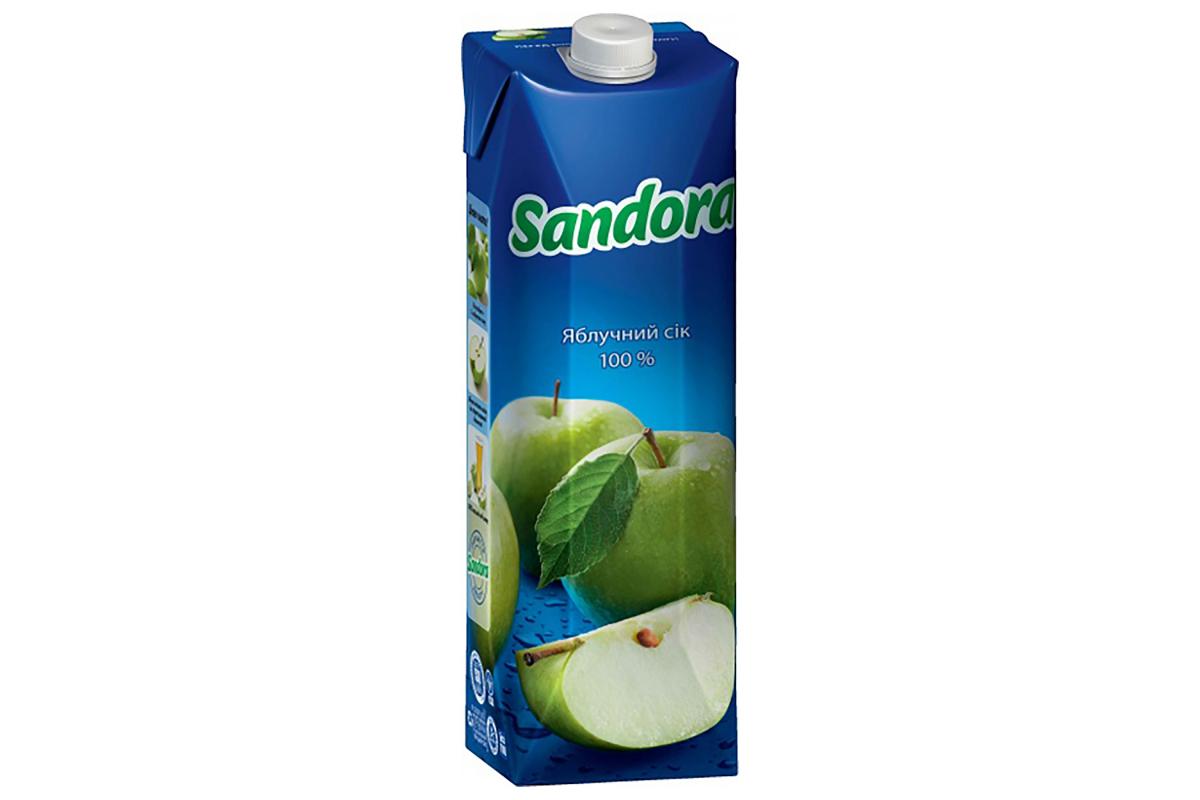 Сок Sandora Яблочный